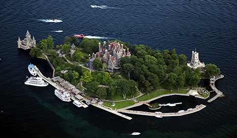 1000 Islands & Seaway Cruises Brockville