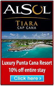 AlSol Tiara Cap Cana resort