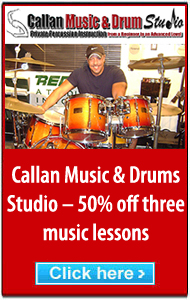 Callan Music and Drums Studio