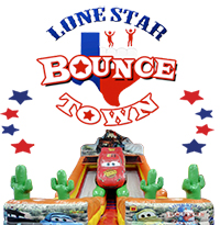 Lone Star Bounce Town