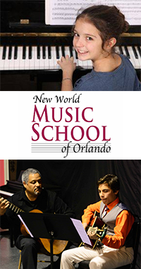 New World Music School of Orlando