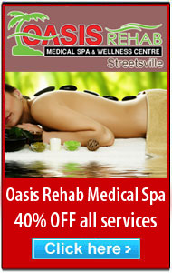 Oasis Rehab Medical Spa