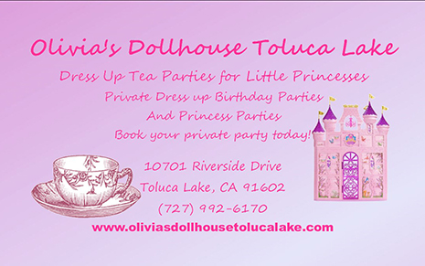 Olivia's Doll House and Tea Room