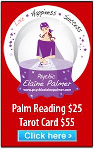 Psychic Elaine Palmer