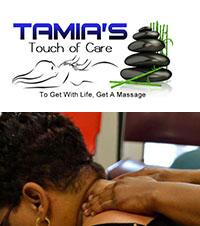 Tamia's Touch of Care