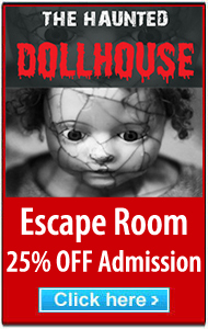 The Haunted Dollhouse Escape Room