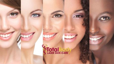 Total Body Laser Skin Care