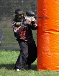 Dodge This Paintball