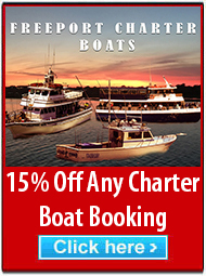 freeport charter boats