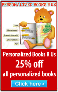 personalized books are us