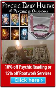 psychic emily halifax