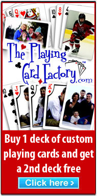 the playing card factory